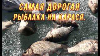 ДИКИЙ КЛЕВ КАРАСЯ НА ПРИМАНКУ Рыбалка на карася Рыбалка на карася весной Ловля карася весной