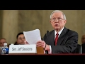 LIVE STREAM Senate Judiciary Committee votes on Jeff Sessions nomination to be Attorney General