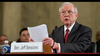 LIVE STREAM: Senate Judiciary Committee votes on Jeff Sessions nomination to be Attorney General