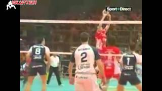 Loenel  Marshall - the real superman of volleyball