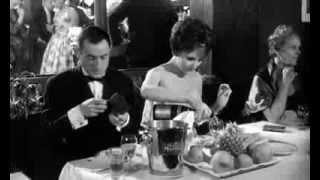 Escena de Le Soupirant 1962 Pierre Etaix - Tango
