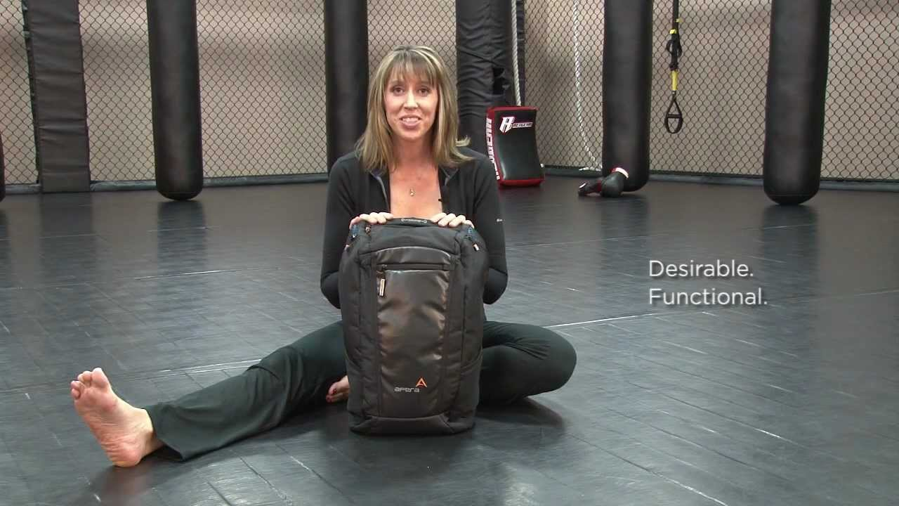Apera Duffel Pack Demonstration - YouTube 794c7f7b6e096