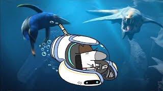 subnautica: below zero early access is fun