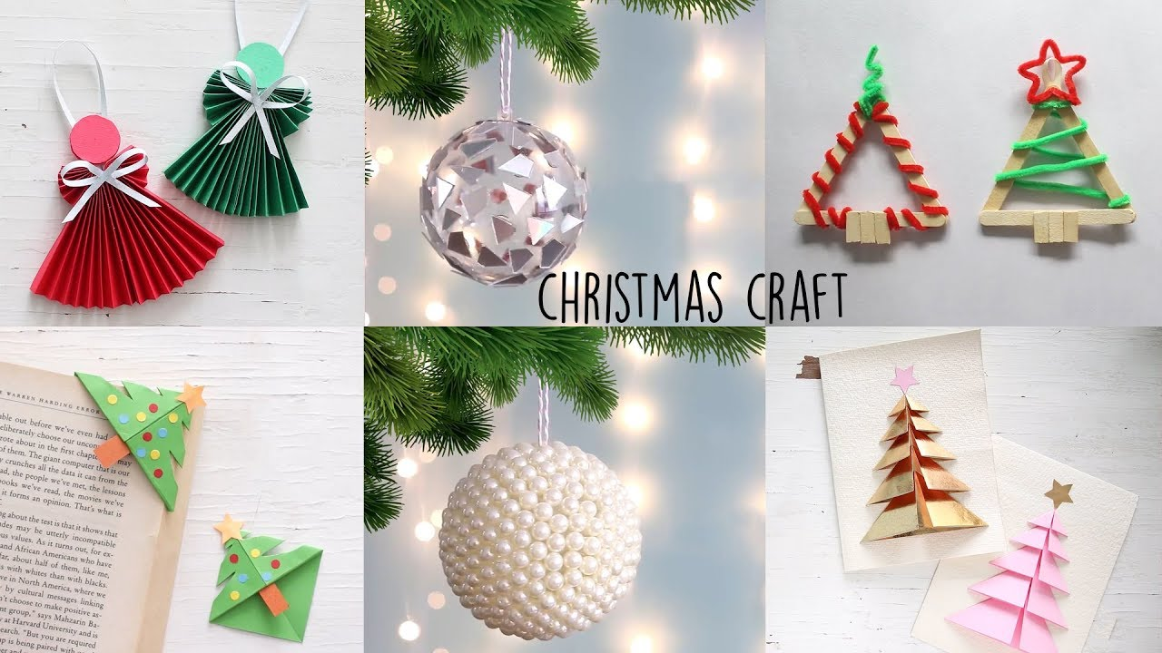 Christmas Craft Ideas Diy Christmas Room Descor Christmas Gift