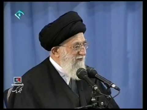 خامنهای: سوال از رئیس جمهور را تمام کنید