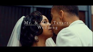 Mr & Mrs Hernani Tavares Wedding HighLights | #UnseenVisuals