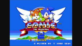Sonic the Hedgehog 2 OST: Wing Fortress Zone