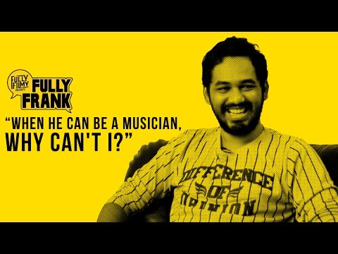 """""""When he can be a musician, why can't I?""""  Fully Frank with Hiphop Adhi - Part1 lFully Filmy"""