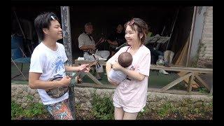 沖縄のソーキそば屋、バンジージャンプ付いてたwww thumbnail