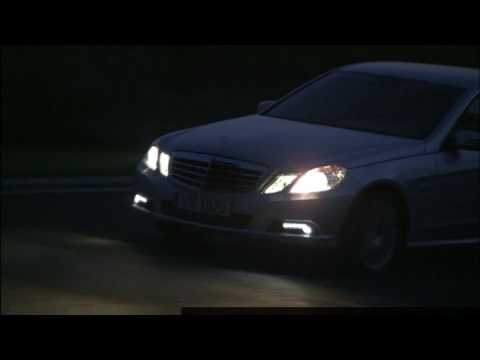 New Mercedes E-Class 2010 Attention Assist