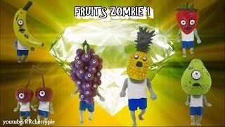 Gacha - Fruits Zombie Part.1, 2, 3 - Stop motion anime
