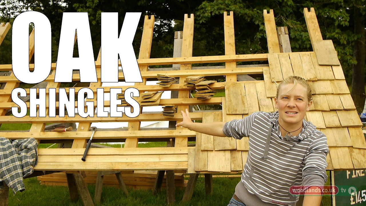 Oak Shingles Youtube