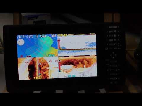 HONDEX HE-9000とLOWRANCE Elite-9Tiの比較