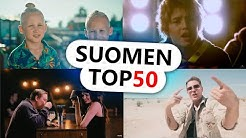 SUOMEN TOP 50 SUOSITUINTA BIISIÄ YOUTUBESSA