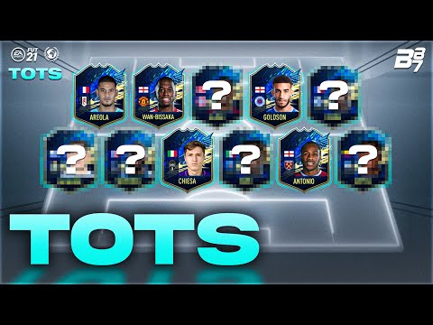 TOTS IS COMING!