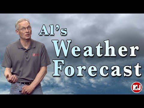 Al's Forecast | April 19, 2019