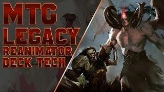 MTG Legacy Reanimator Deck Tech UBg - Reanimator Primer