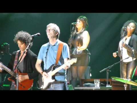 Eric Clapton & Band - Love In Vain - live Olympiahalle Munich München 2013-06-09