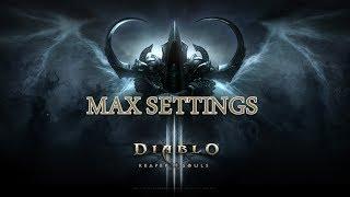 Diablo III: Reaper of Souls [PC]  i5 2500K - GTX 560 Ti 2GB SLI - 1920x1080 - Max Settings - 60 FPS