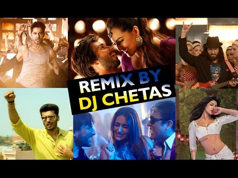 Bollywood Dance Songs | Remix by DJ Chetas | G Phaad Ke & Ram Chahe Leela