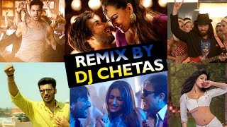 Bollywood Dance Songs Remix by DJ Chetas G Phaad Ke &amp Ram Chahe Leela