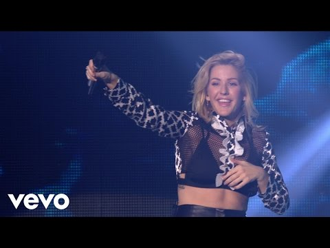 Ellie Goulding - Anything Could Happen -  Live From Capital Jingle Bell Ball 2015
