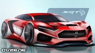 2025 Srt Hellcat, Ferrari California T Speciale, New Porsche 911 R - Fast Lane Daily
