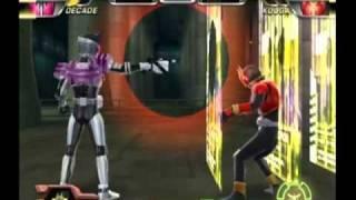 Epic Battles Rider Edition: Decade vs Kuuga thumbnail