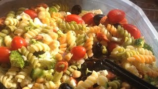 Best Pasta Salad...ever!