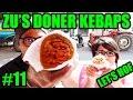 Turkish Kebaps in Bangalore (Zu's Doner Kebaps)