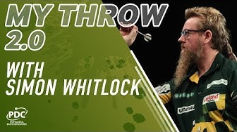 How To Play Darts | My Throw 2.0 with Simon Whitlock