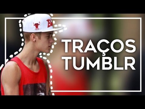 How To Make Tumblr Outline - Picsart || Tutorial Edits
