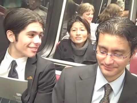 New York Tibetans Lobby Washington