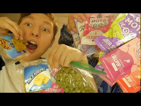 420 EDIBLE MUKBANG