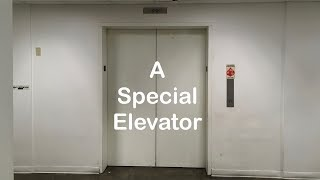 A very special elevator The 2nd one I ever rode as a kid. JC Penney Des Peres MO