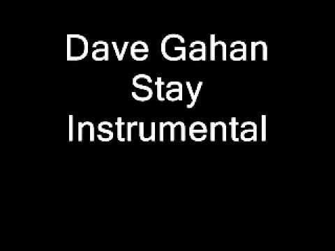 MrSongscoverboy - Stay instrumental ( Dave Gahan )