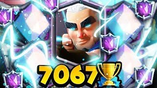 RANKED #1 in the WORLD! 7067 Trophy BRIDGE SPAM Deck!