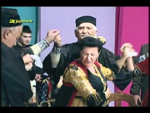 Metsovo sto TRT channel, Mia Vlaxa mia paliovlaxa - YouTube