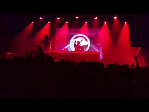 Denzel Curry - Equalizer live at Melkweg Amsterdam