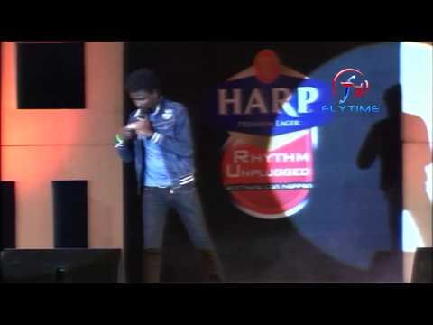 Rhythm Unplugged Ibadan 2012 featuring Eboh Bomb
