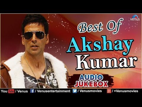 Best Of AKSHAY KUMAR  Hindi Songs  Bollywood Romantic Songs  Best 90s Songs  Audio Jukebox