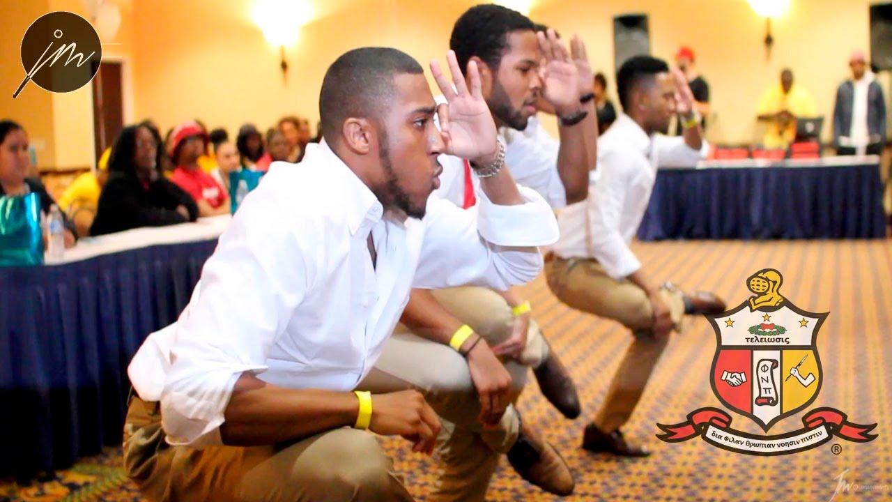 The Baylor University Zetas Present Nutorious Stroll-Off: Kappa Alpha Psi  Fraternity Inc  at TCU