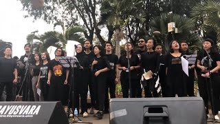 Suara Kamis 600 - Berita Kehilangan (Live at Aksi Kamisan 600 05/09/2019)