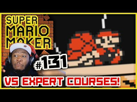 """""""THE GREATEST PUZZLE SOLVING OF ALL TIME""""   Super Mario Maker #131 w/ @PKSparkxx"""