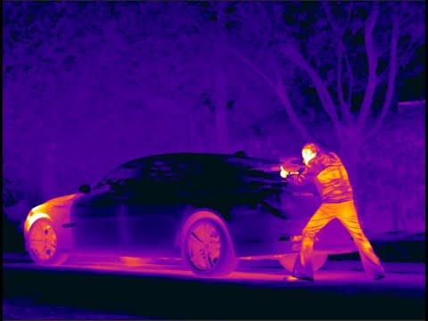 Long Range FLIR Thermal Imaging camera