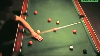 Speed-pool 33,91 secondes - Mathieu DUPRAT