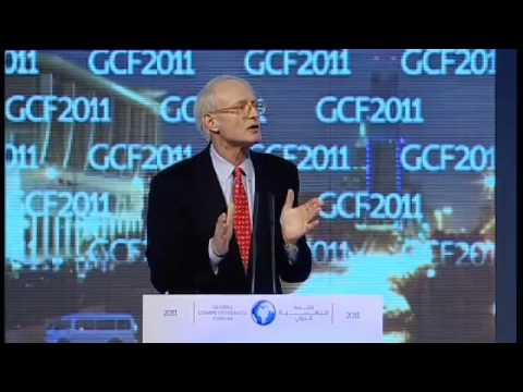 Michael Porter , Innovation & Competitiveness  ( 1of 2) ,GCF 2011 - 01 -25 .