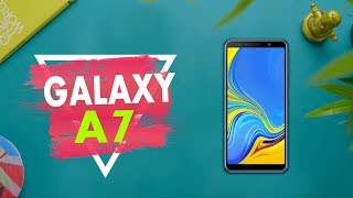 Samsung Galaxy A7 : After 1 Month Full Review | Urdu_Hindi