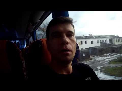 02.11.2018 г.Камышлов Свердловская обл. Занесенные дома. После выступления решил