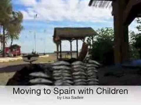Moving to Spain with children: Money matters